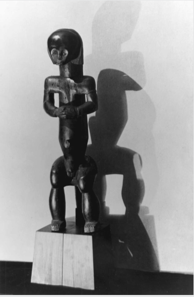 charles-sheeler-fang-gure-from-reliquary-ensemble-eyema-bieri-ntumu-group-equatorial-guineagabon-c-1916-17