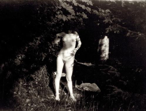 Pierre Bonnard (1900-1901) Marthe, photograph