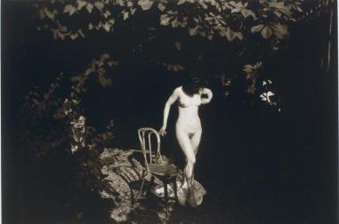 Pierre Bonnard (1900-1901) Marthe, photograph.
