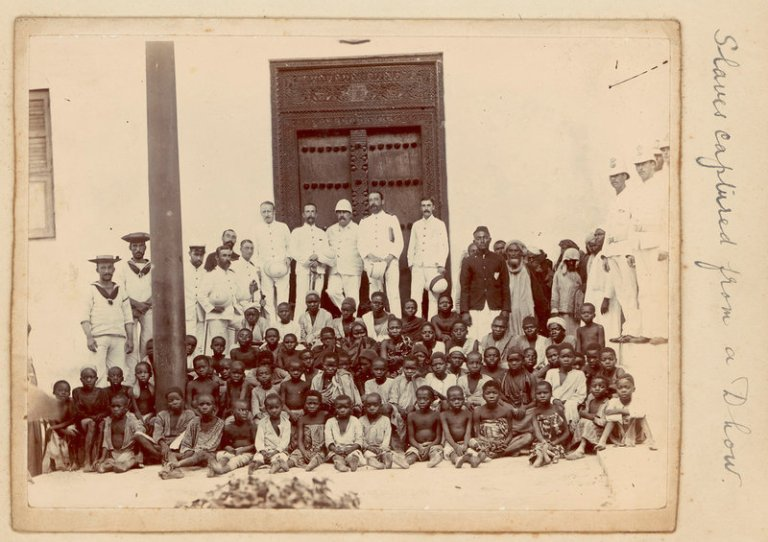 slaves-captured-from-a-dhow-c-1890