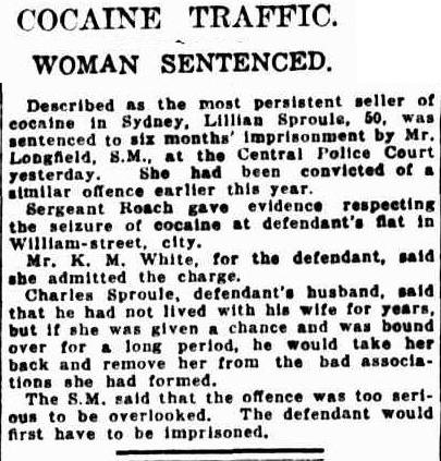 Sydney Morning Herald Wednesday 26 September 1928, page 12