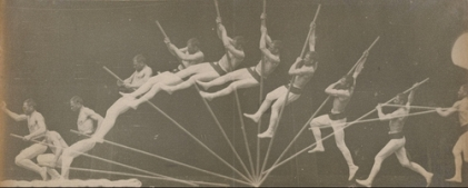 Étienne Jules Marey: Movements in Pole Vaulting 1885-1895
