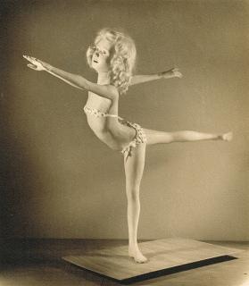 Morton Bartlett, original photograph of plaster sculpture