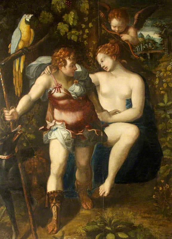 Seeman, Isaac, d.1751; Venus and Adonis