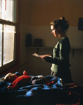 Tom Hunter, 1997, A Woman Reading a Possession Order