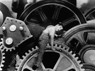 Charlie Chaplin (1936) Modern Times