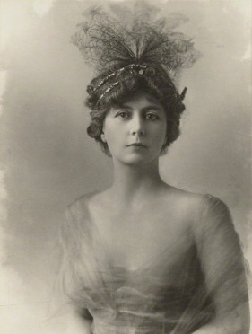 NPG x11644; Helen Venetia Vincent (nÈe Duncombe), Viscountess D'Abernon by Madame Yevonde