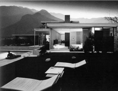 Julius Schulman Kaufmann House, Palm Springs, CA, 1947