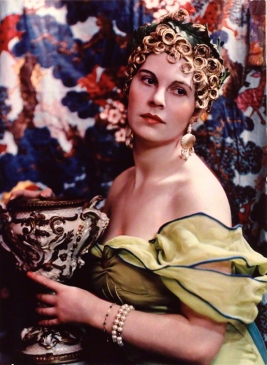 Lady Alexandra Henrietta Louisa Haig as Circe