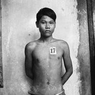 Unidentified prisoner, Tuol Sleng, c.1975