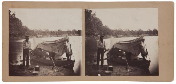 artists-boat-murray-river-no-58-from-the-series-stereoscopic-views-of-the-river-murray-1862-murray-river-albumen-silver-photograph-stereograph