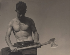Eric Keast Burke (c.1940) Clearing, Mona Vale