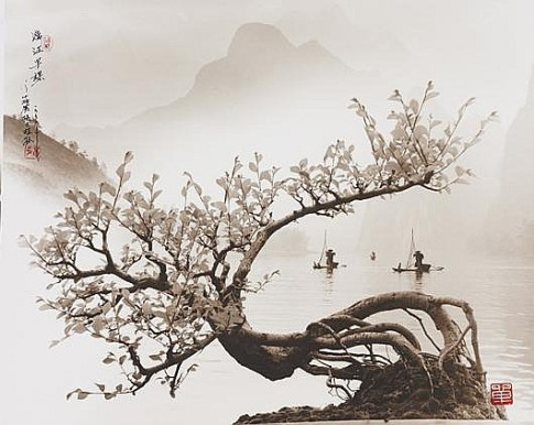 Don Hong-Oai (1992) Floating in Spring