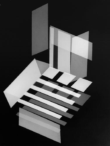 Jaroslav Rössler (1966) Variace A / Variation A. 27 x 20,3 cm