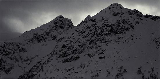Joakim Eskildsen (c.1989-1994) Mountain I