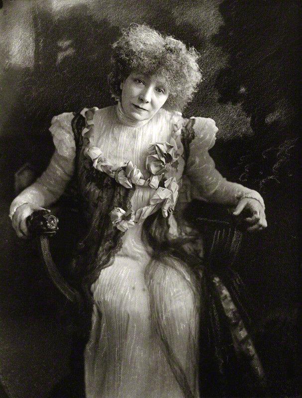 NPG x135808; Sarah Henriette Rosine Bernhardt by Henry Walter ('H. Walter') Barnett