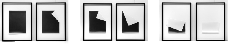 the-image-disappearing-behind-itself-2010-1-2-3-5-7-8-from-the-series-photo-paper-work-i-unique-gelatin-silver-baryta-paper-prints-each-24-x-18-cm