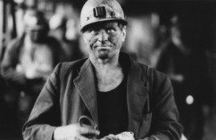 Werner Mahler (1975)Working underground at a coal mine in Zwickau, Saxony, GDR