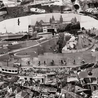 Sohei Nishino (May - Sep. 2014) Detail: Amsterdam