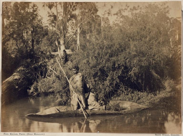bark-canoe