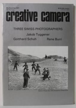 Creative Camera, December 1977 issue