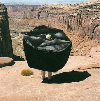 Alfons Schilling (1984) Dunklekamerhut (Canyonlands Utah 1986)