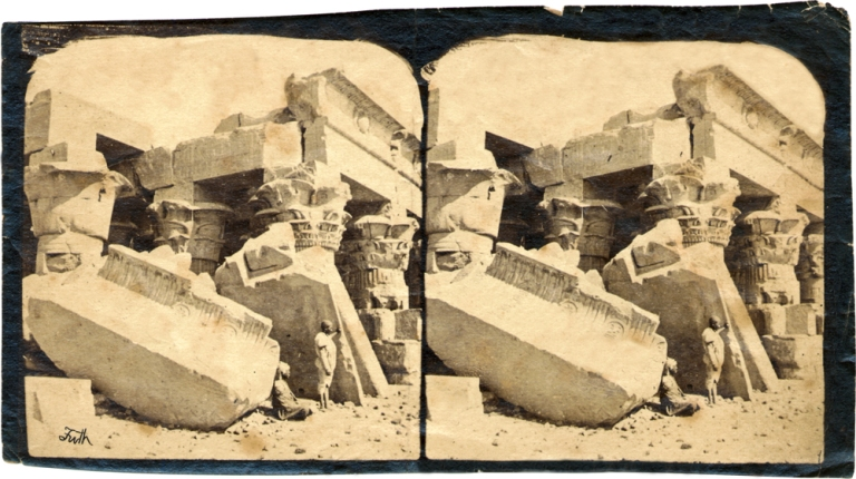 francis-frith-kom-ombo-egypt-1856-albumen-print-from-wet-collodion-negative-uncut-stereo-pair