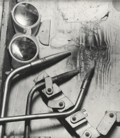 Ivo Přeček (1964) Glasses. Silver gelatin print