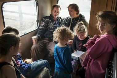 kids-bless-the-bible-in-a-caravan-on-the-backroads-of-county-tipperary