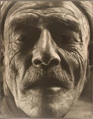 Helmar Lerski (1930s) Portrait of an Arab