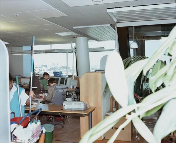 Lars Tunbjörk (1998) Retail trade company, Stockholm