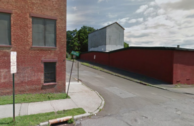 Google Maps (captured June 2012) 49 Renwick Street, Newburgh, New York