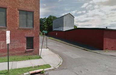 Google Maps (captured June 2012) 49 Renwick Street, Newburgh, New York