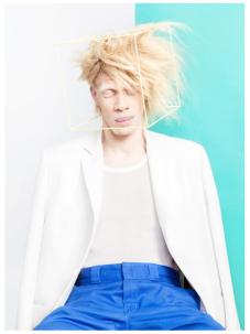 Laura Bonnefous, Lauréate 1er prix du Prix Picto de la Mode 2015