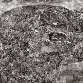 Sohei Nishino (March–July 2004) 1366 x 1364-mm