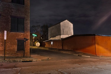 Lynn Saville (n.d.) Warehouse, Newburgh, New York