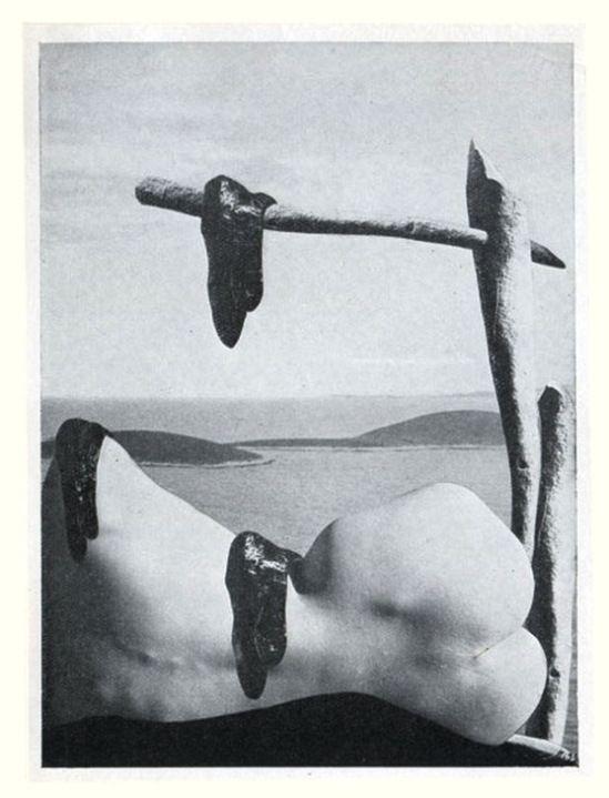 couverture pour Raoul Ubac and Camille Bryen-Actuation poétique , 1935