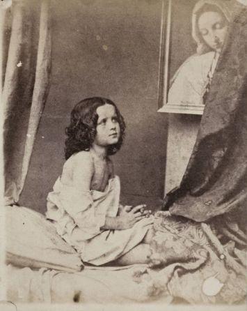 Franz Hanfstaengl (1850s) Eugenie von Klenze