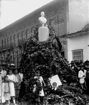 Homenaje a Rafael Uribe Uribe - Benjamin de La Calle