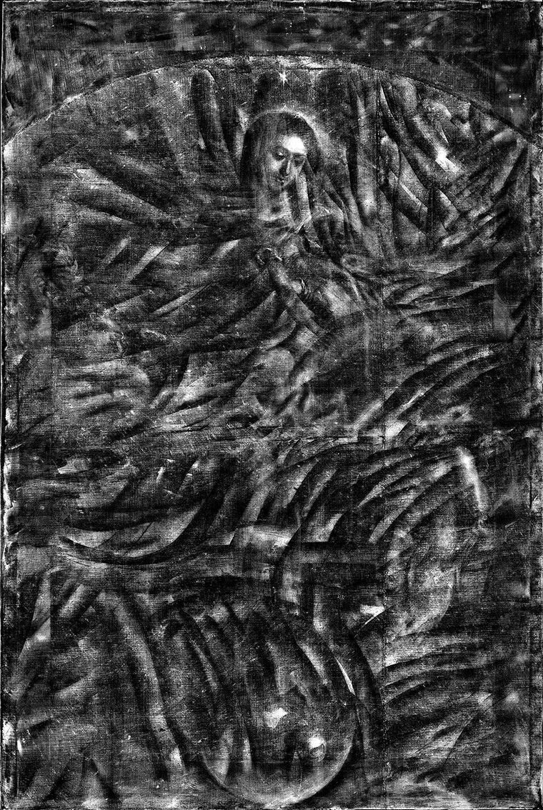 (Immaculate Conception), 2016 © Museo Nacional del Prado: Alejandro Guijarro