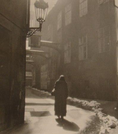 Jaroslav Kysela (n.d 1930s) Praha