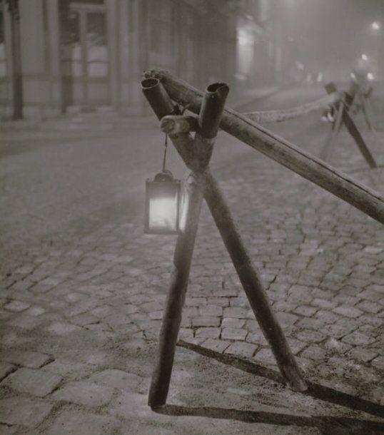 Marcel Bovis Lanterne, Paris, ca. 1937