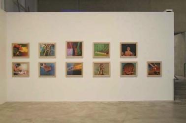 Bruce Nauman (1966-1970) Eleven Photographs