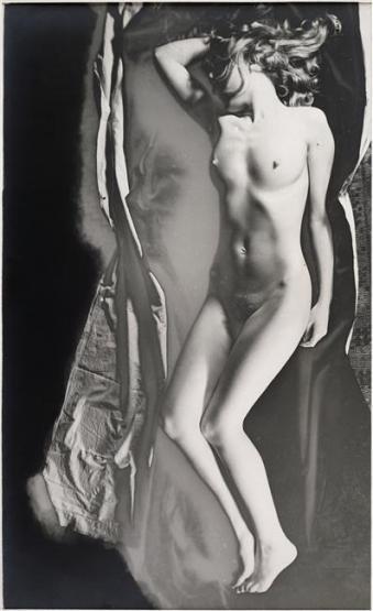 Raoul Ubac Le nu couché 1939