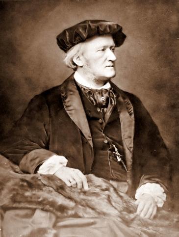 Franz Seraph Hanfstaengl (1870) Richard Wagner
