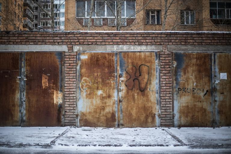 rust - small