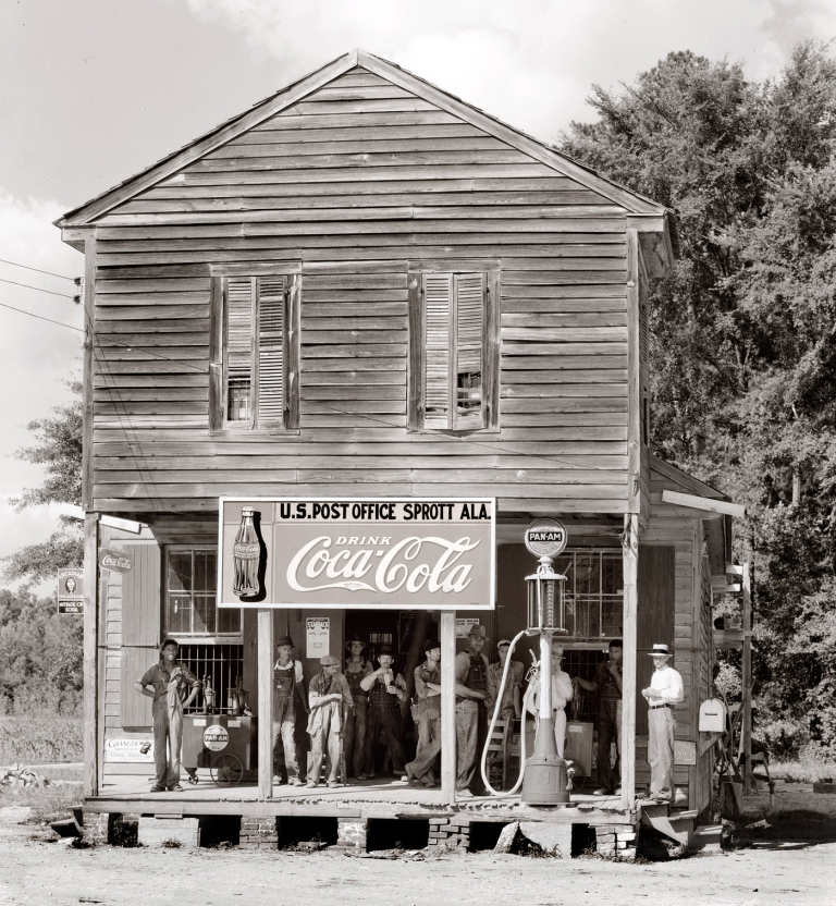 Sprott, Alabama- 1935