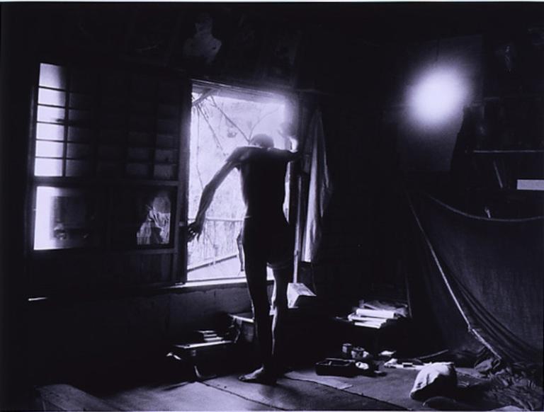 Fukushima Kikujiro (1952-1960) Sugimatsu in despair
