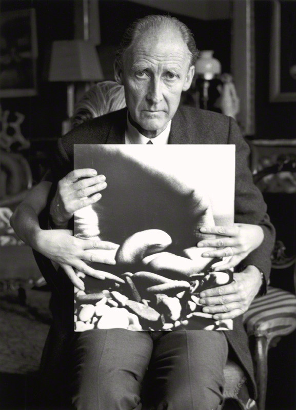 NPG x135230; Bill Brandt by Ida Kar