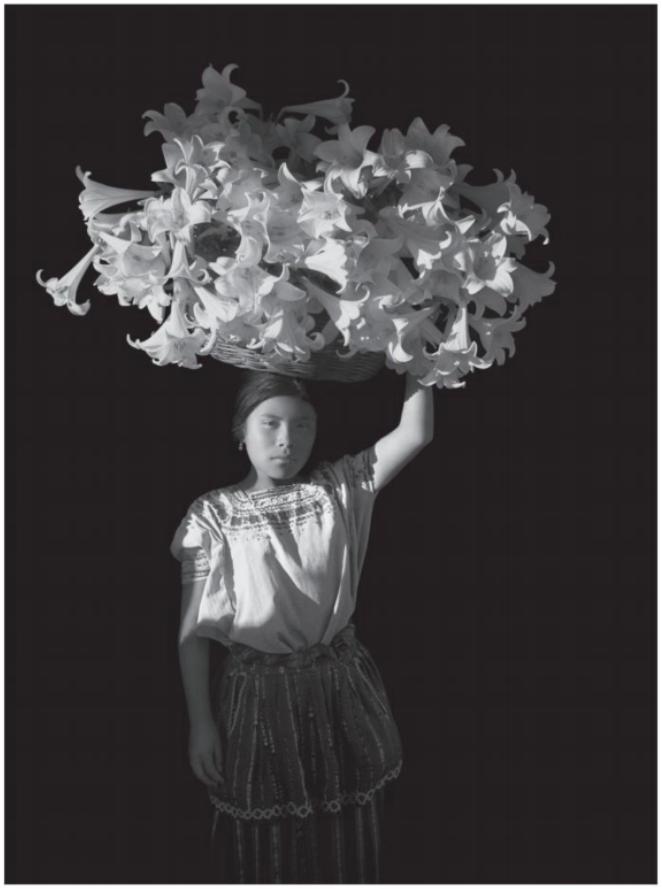 Flor Garduño (1989) Canasta de Luz, Guatamala